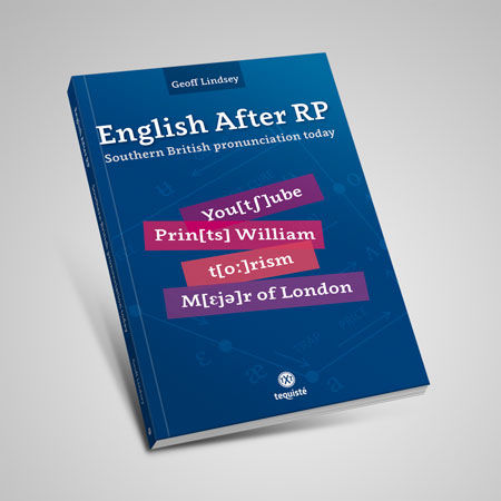 English after RP Geoff Lindsey libro tequiste